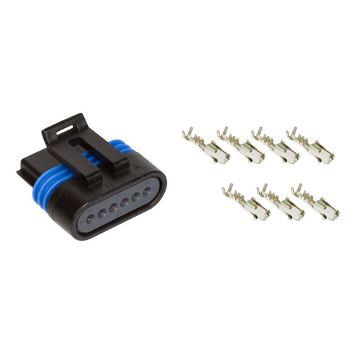 6 Way Aptiv [Delphi] Metri-Pack 150.2 Female Connector | Kit | Pull-to-Seat | 12162261