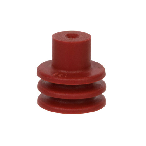 Aptiv [Delphi] Metri-Pack 280 & Weather Pack Seal | 22-20 AWG | Red | 15324983