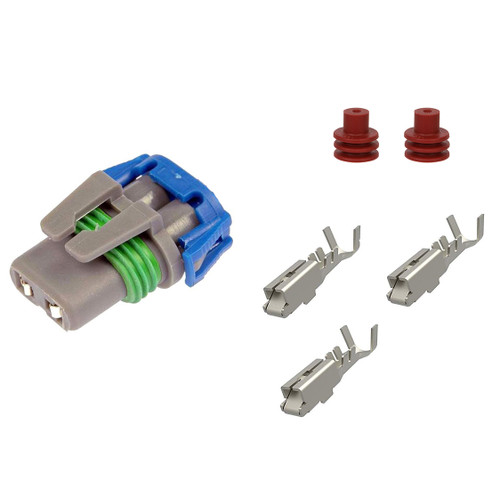 2 Way Aptiv [Delphi] Metri-Pack 280 Female Connector | Kit | 12059181