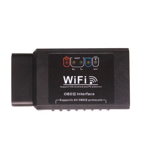 ELM327 Wi-Fi OBDII OBD2 Diagnostic Code Reader Scanner