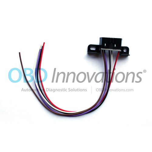 OBD2 J1962 DLC Connector Pigtail for GM ALDL Serial LS1 LT1 Camaro Corvette