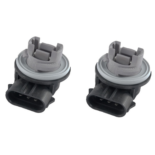 2X Pack Turn Signal Front Parking Light Bulb Socket 3157  for 1999-2004 Ford Mustang
