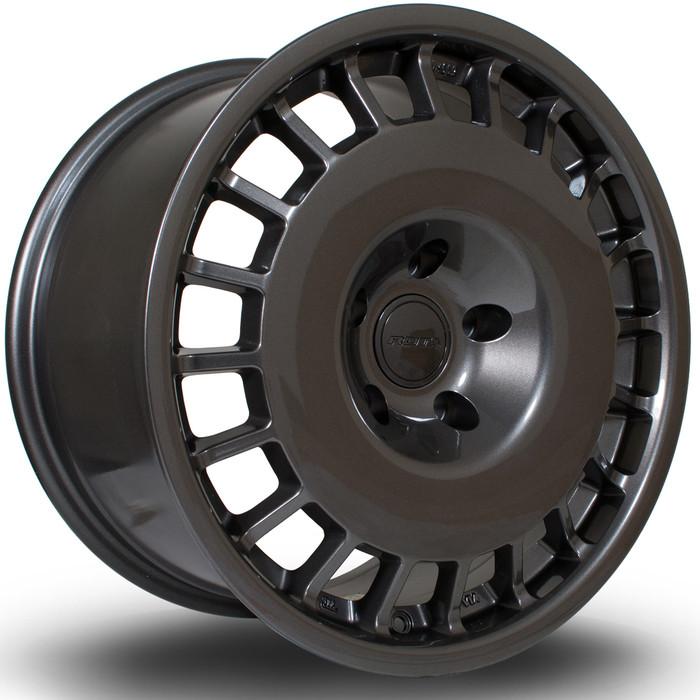 Rota D154 17x8 ET35 5x114.3 Gunmetal www.srbpower.com