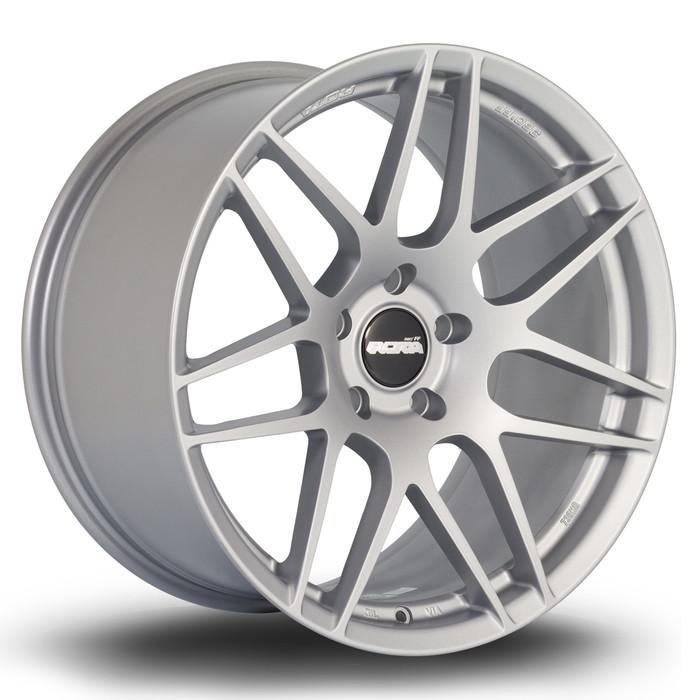 Rota FF02 19x10 ET37 5x120 Silver www.srbpower.com