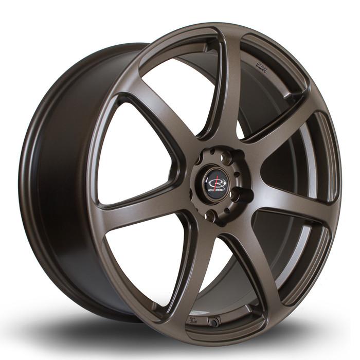 Rota ProR 19x9 ET50 5x120 Bronze www.srbpower.com