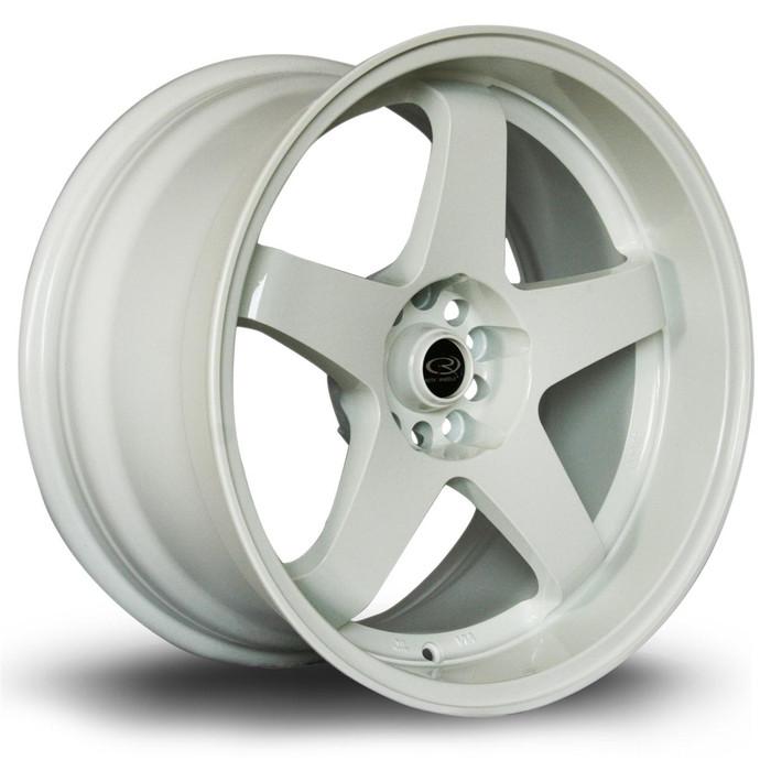 Rota GTR-D 18x9.5 ET12 5x114 White