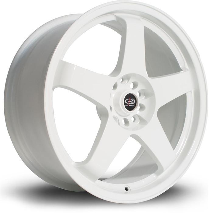 Rota GTR 18x8 ET48 5x100 White