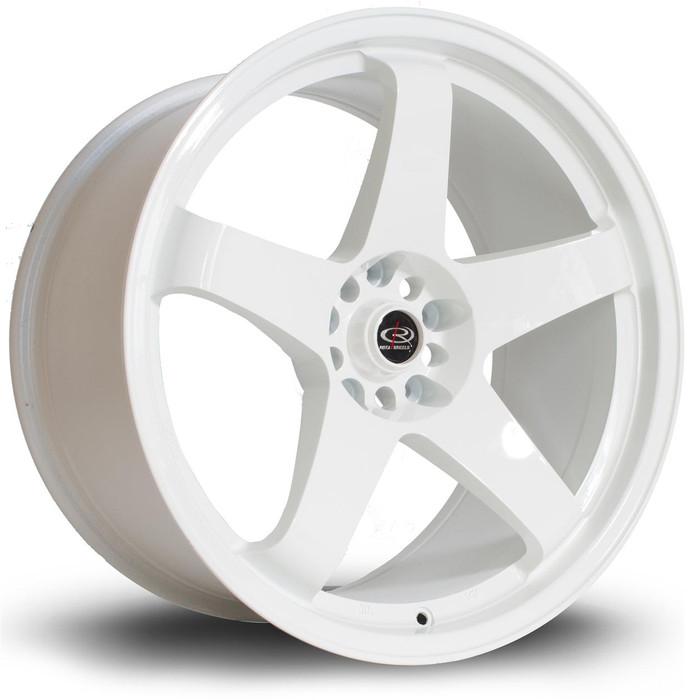 Rota GTR 19x10 ET20 5x114 White