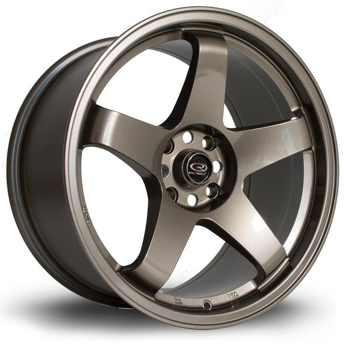 Rota GTR 18x9.5 ET30 4x114 Bronze