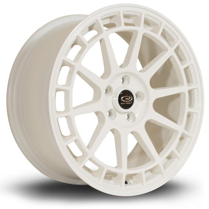 Rota Recce 17x8 ET42 5x100 White