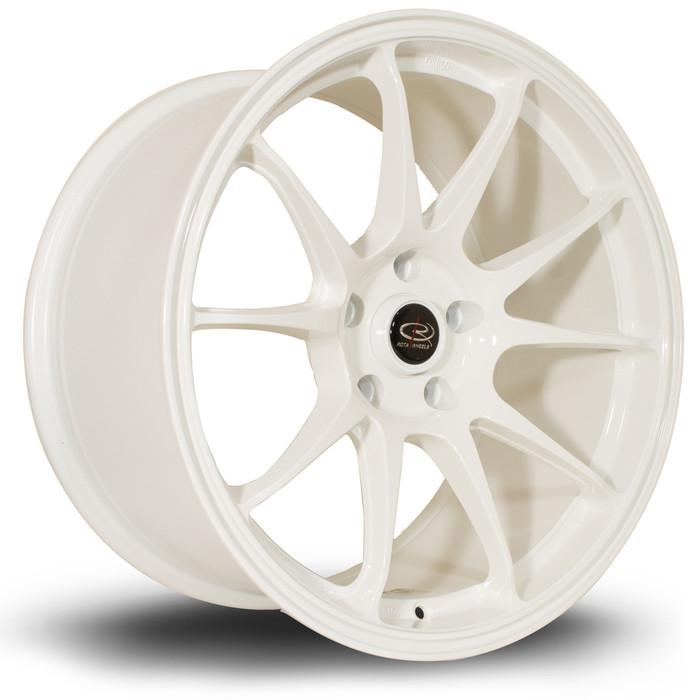 Rota Titan 18x9.5 ET35 5x100 White