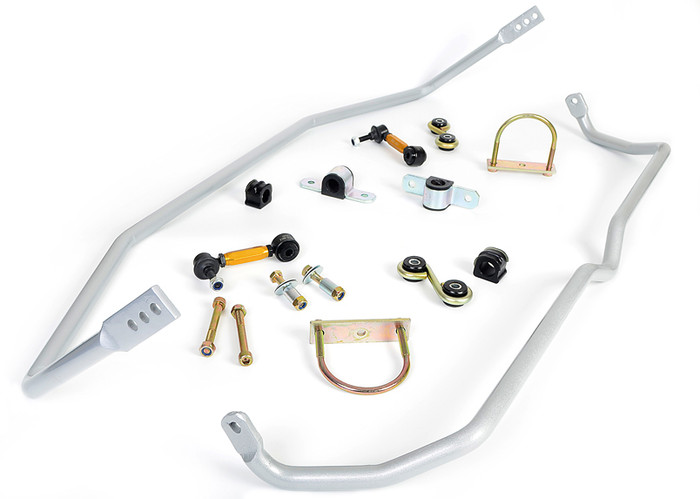 Whiteline BWK001 F and R Sway bar - vehicle kit AUDI A3 MK1 (TYP 8L)   5/1996-7/2004 4CYL-srbpower-com