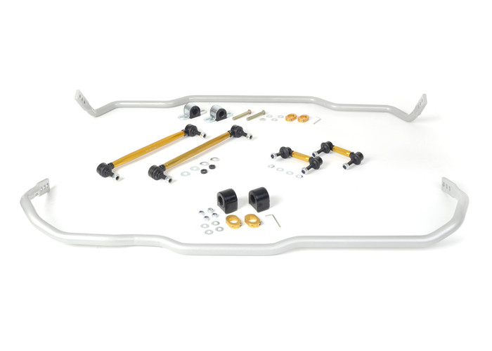 Whiteline BWK002 F and R Sway bar - vehicle kit AUDI A3 MK2 (TYP 8P)   7/2004-2012 4/6CYL-srbpower-com