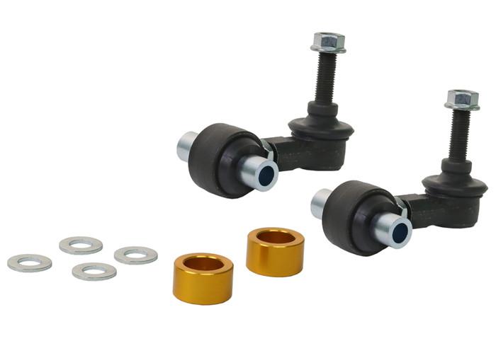 Whiteline KLC202 Rear Sway bar - link AUDI A3 MK3 (TYP 8V) INCL QUATTRO  9/2012-ON 4/5CYL-srbpower-com