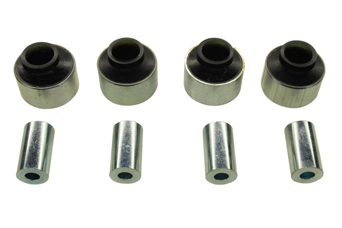 Whiteline KCA420 Front Control arm - upper bushing AUDI S4 B6 (TYP 8E AND 8H) INCL RS4 3/2002-12/2004 8CYL