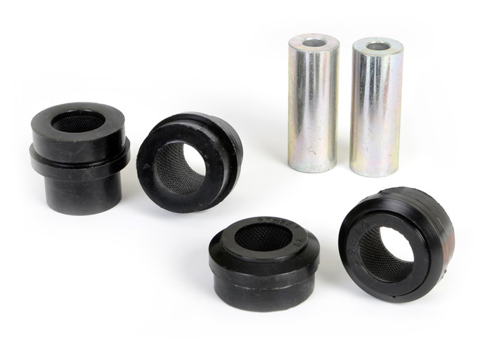 Whiteline W53453 Front Control arm - lower bushing BMW 1 SERIES E81, E82, E87 AND E88 EXCL M SERIES 2004-2013 4/6CYL