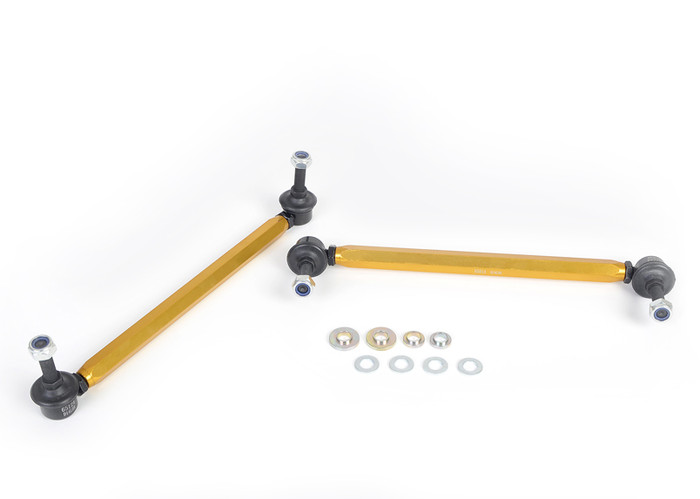 Whiteline KLC154 Front Sway bar - link BMW 1 SERIES E81, E82, E87 AND E88 EXCL M SERIES 2004-2013 4/6CYL