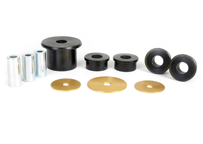 Whiteline KDT919 Rear Differential - mount bushing BMW 1 SERIES E81, E82, E87 AND E88 EXCL M SERIES 2004-2013 4/6CYL