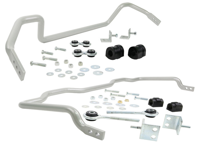 Whiteline BBK001 F and R Sway bar - vehicle kit BMW 3 SERIES E36   4/1991-5/2001 4/6CYL-srbpower-com