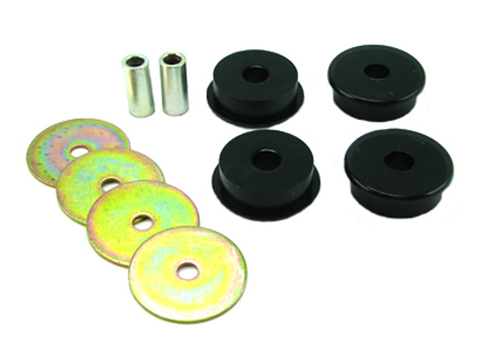 Whiteline W61923 Rear Trailing arm - lower front bushing BMW Z4 E85, E86   2003-2008 4/6CYL-srbpower-com