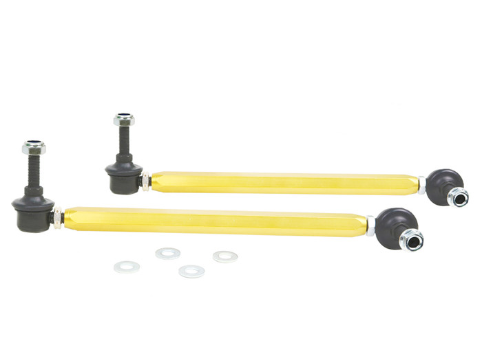 Whiteline KLC140-295 Front Sway bar - link FIAT GRANDE PUNTO 199 INCL ABARTH  2005-2012 4CYL-srbpower-com