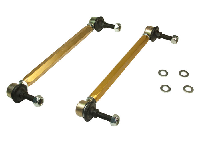 Whiteline KLC140-255 Front Sway bar - link FORD ECOSPORT BK   12/2013-ON 3/4CYL-srbpower-com