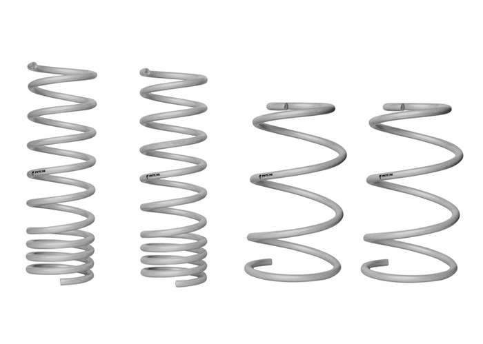 Whiteline WSK-FRD003 F and R Coil Springs - lowered FORD FOCUS LW, LZ EXCL RS AMD ST  4/2011-ON 4CYL-srbpower-com