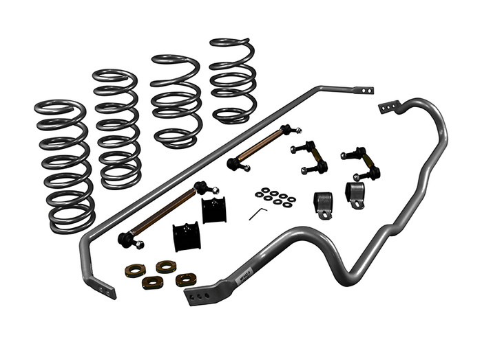 Whiteline GS1-FRD008 F and R Grip Series Kit FORD FOCUS LZ RS   2016-ON 4CYL-srbpower-com