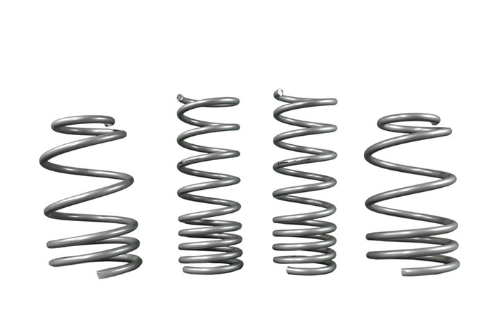 Whiteline WSK-FRD008 F and R Coil Springs - lowered FORD FOCUS LZ RS 2016-ON 4CYL