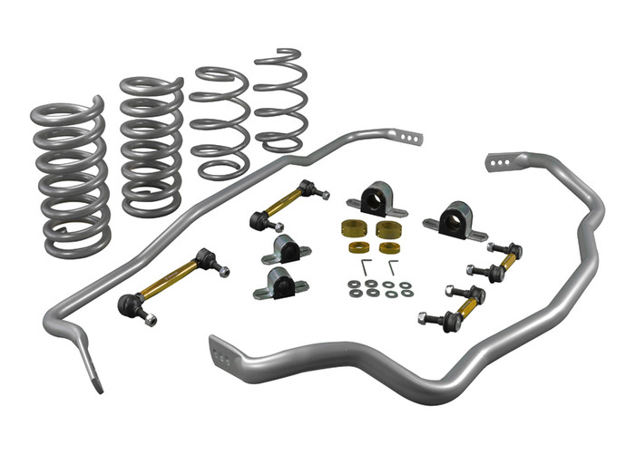 Whiteline GS1-FRD007 F and R Grip Series Kit FORD MUSTANG S550 INCL GT AND SHELBY GT50  2015-ON 4/6/8CYL-srbpower-com