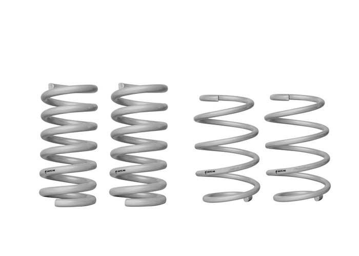 Whiteline WSK-FRD006 F and R Coil Springs - lowered FORD MUSTANG S550 INCL GT AND SHELBY GT50  2015-ON 4/6/8CYL-srbpower-com