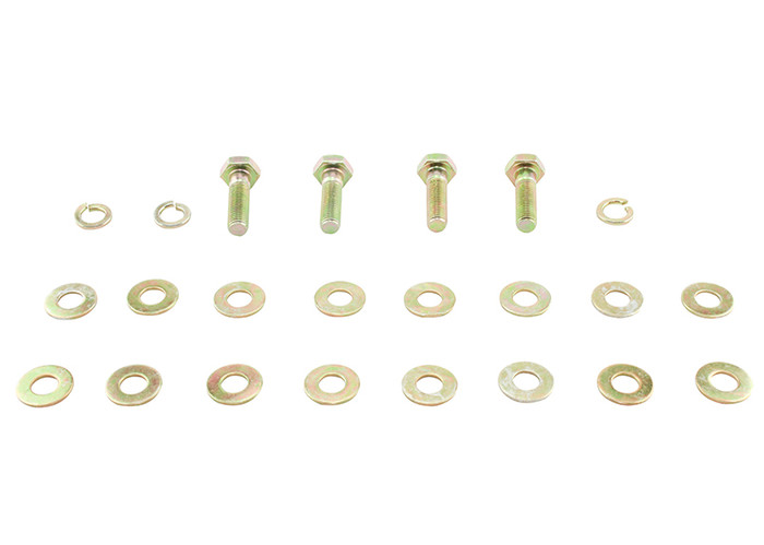 Whiteline KCA370 Rear Control arm - upper bolts HONDA CIVIC EC, ED, EE   1/1988-10/1991 4CYL-srbpower-com