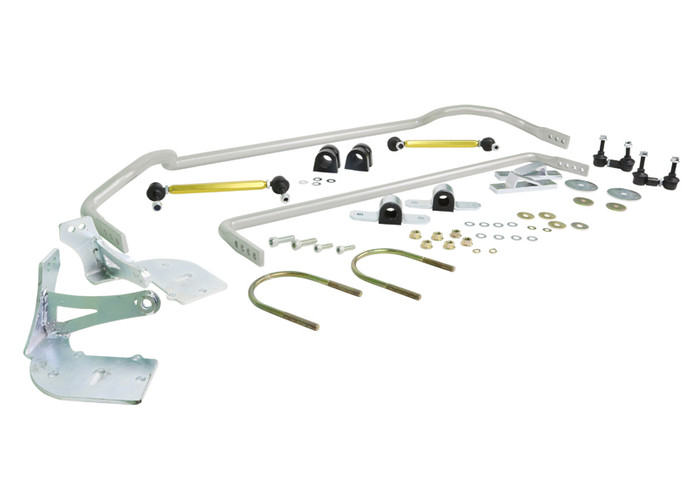 Whiteline BHK011 F and R Sway bar - vehicle kit HONDA CIVIC FN2 TYPE R 2/2006-2011 4CYL