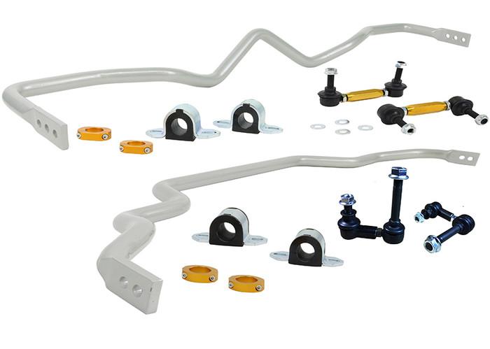Whiteline BNK014 F and R Sway bar - vehicle kit INFINITI G SERIES G37   2008-ON 6CYL-srbpower-com