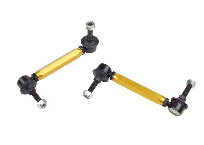 Whiteline KLC102 Front Sway bar - link ISUZU D-MAX TFR, TFS  4WD 10/2008-5/2012 4/6CYL-srbpower-com