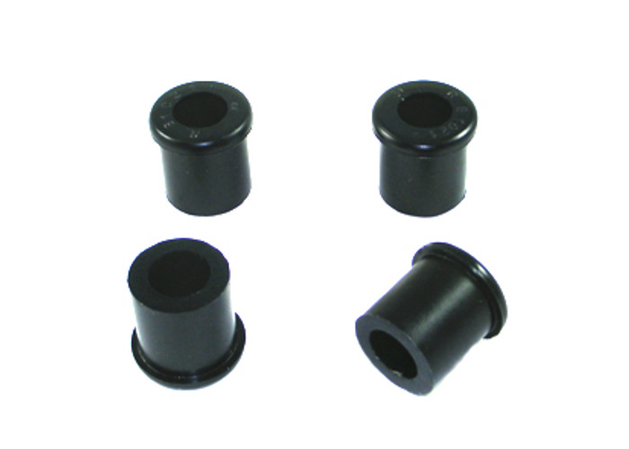 Whiteline W71021 Rear Spring - eye front/rear and shackle bushing ISUZU RODEO KB20, KB25  2WD 1972-1980 4CYL-srbpower-com