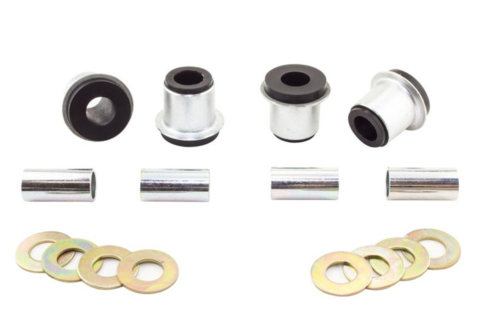 Whiteline W52811 Front Control arm - upper bushing ISUZU TROOPER UBS16, 17, 56   8/1985-3/1992 4CYL-srbpower-com