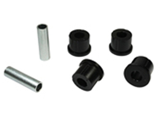 Whiteline W73401 Rear Spring - shackle bushing JEEP CHEROKEE XJ   1984-2001 4/6CYL-srbpower-com