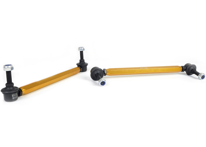 Whiteline KLC163 Front Sway bar - link JEEP COMPASS MK49   9/2006-ON 4CYL-srbpower-com