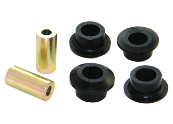 Whiteline W53399 Front Control arm - lower inner front bushing MAZDA DEMIO DY   12/2002-8/2007 4CYL-srbpower-com