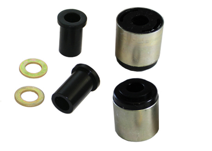 Whiteline W53400 Front Control arm - lower inner rear bushing MAZDA MAZDA2 DY   12/2002-8/2007 4CYL-srbpower-com