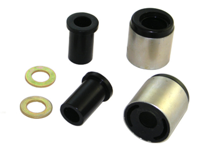 Whiteline W53401 Front Control arm - lower inner rear bushing MAZDA MAZDA2 DY   12/2002-8/2007 4CYL-srbpower-com