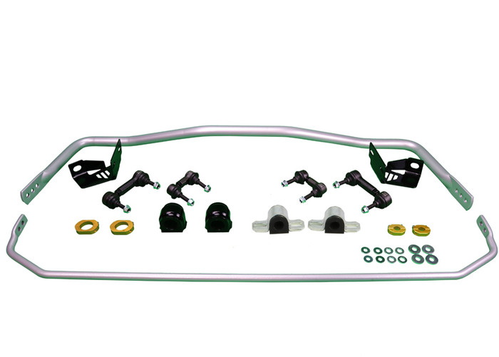 Whiteline BMK013 F and R Sway bar - vehicle kit MAZDA MIATA ND   8/2015-ON 4CYL-srbpower-com