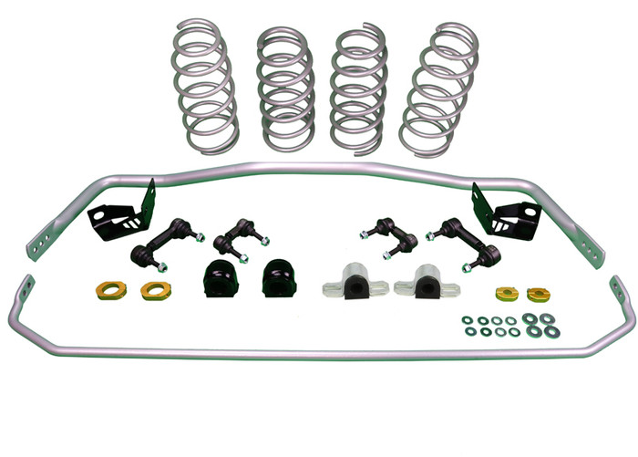 Whiteline GS1-MAZ002 F and R Grip Series Kit MAZDA MX5 ND 8/2015-ON 4CYL