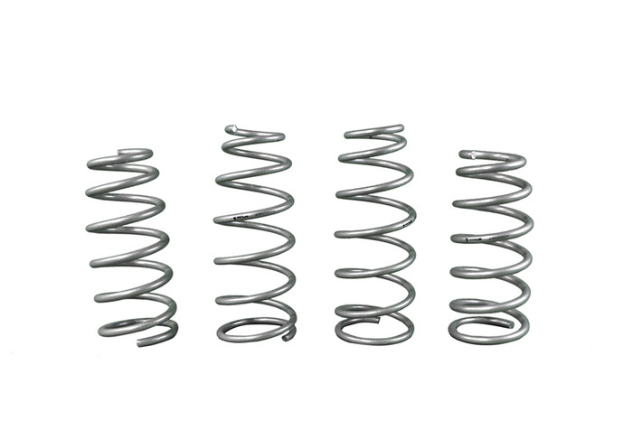 Whiteline WSK-MAZ002 F and R Coil Springs - lowered MAZDA MX5 ND 8/2015-ON 4CYL