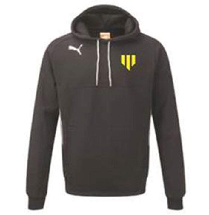 Whiteline KWM019XL 2016 Puma Whiteline Hoodie MERCHANDISE APPAREL 2016 PUMA WHITELINE HOODIE ALL ALL