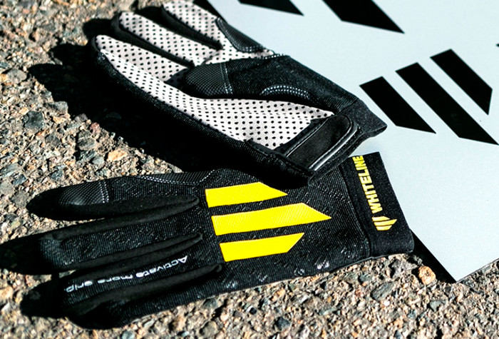 Whiteline KWM014  Whiteline Mechanic Gloves MERCHANDISE GLOVES MECHANIC GLOVES   ALL ALL-srbpower-com