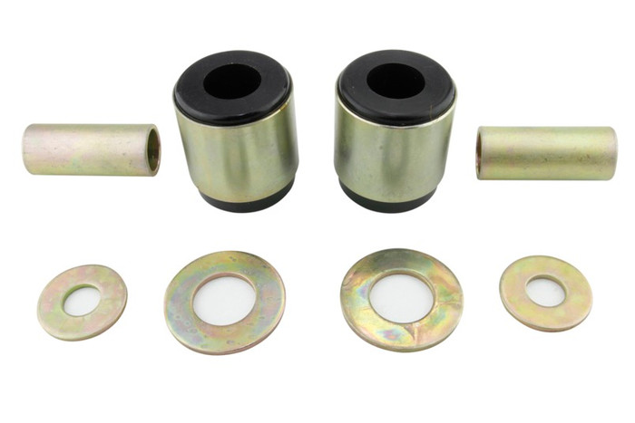 Whiteline W52662 Front Control arm - lower inner rear bushing MITSUBISHI FTO DE   1994-1999 4/6CYL-srbpower-com