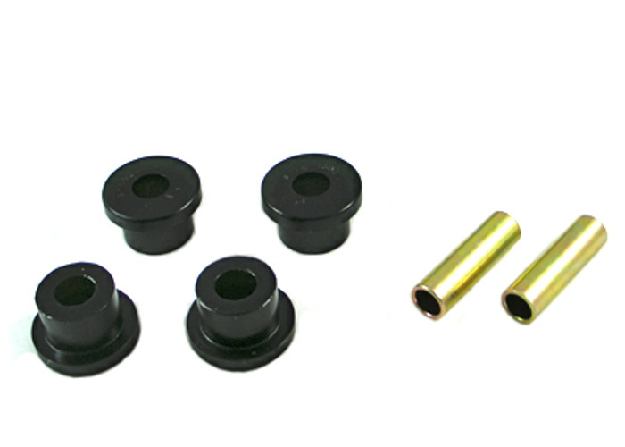 Whiteline W51602 Front Control arm - lower inner front bushing MITSUBISHI L200 MA, MB, MC, MD  4WD 3/1980-10/1986 4CYL-srbpower-com