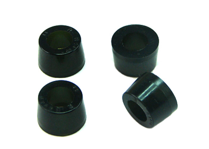 Whiteline W31469 Rear Shock absorber - lower bushing MITSUBISHI L200 ME, MF, MG, MH, MJ 4WD 1986-10/1996 4/6CYL